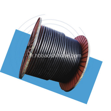 Tube composite offshore flexible
